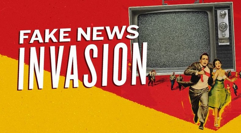 Fake News Invasion