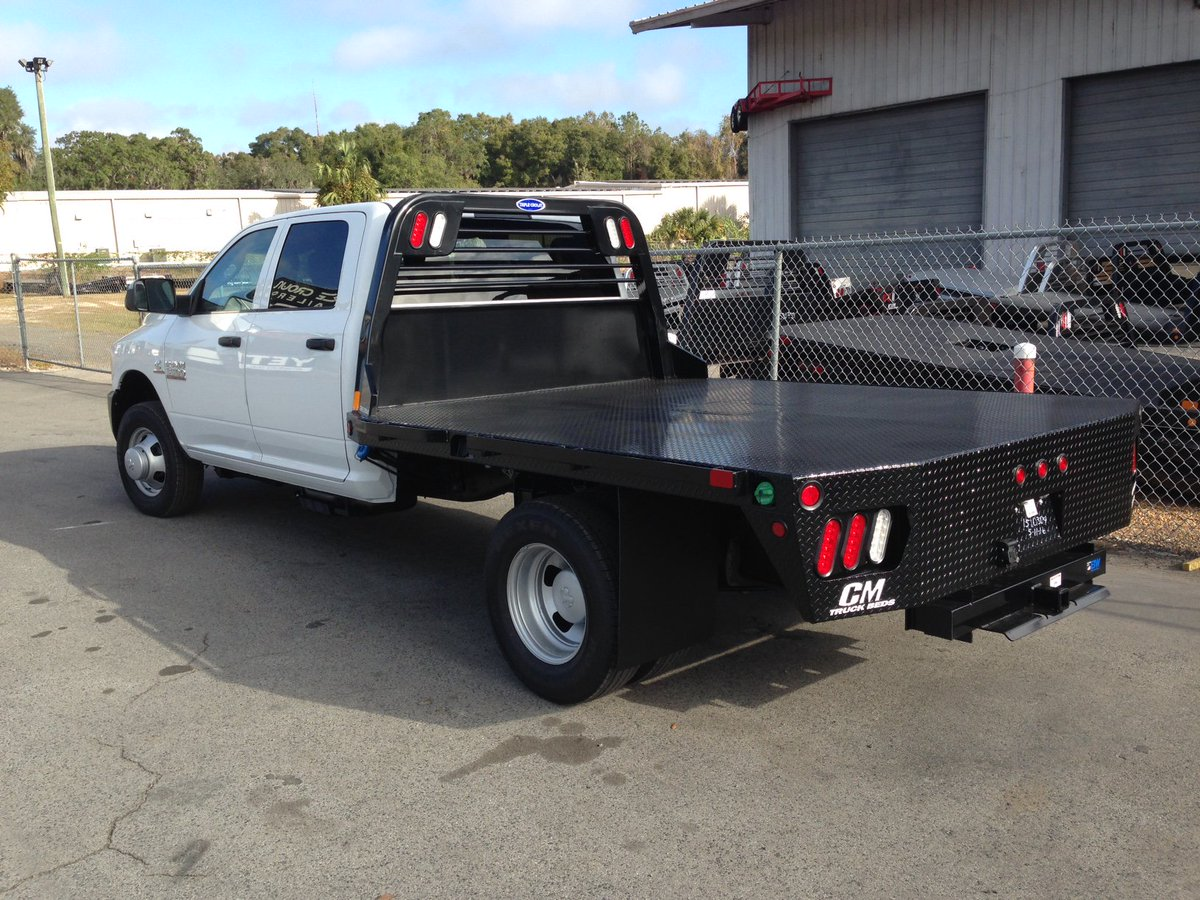 Just installed cm truck bed rd model on a ram 3500 thanks phillips chrysler jeep dodge ram http www triplecrowntrailers com truck beds html ocala