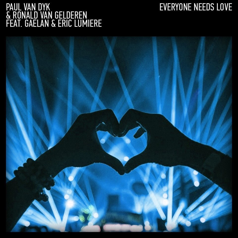 My new collab with @PAULVANDYK , @Gaeelan and @ericlumiere will be out this Friday!!! #EveryoneNeedsLove https://t.co/aN6j6gezqi