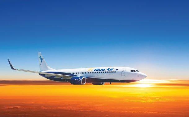 Volare da Torino a Lisbona (Portogallo) con Blue Air