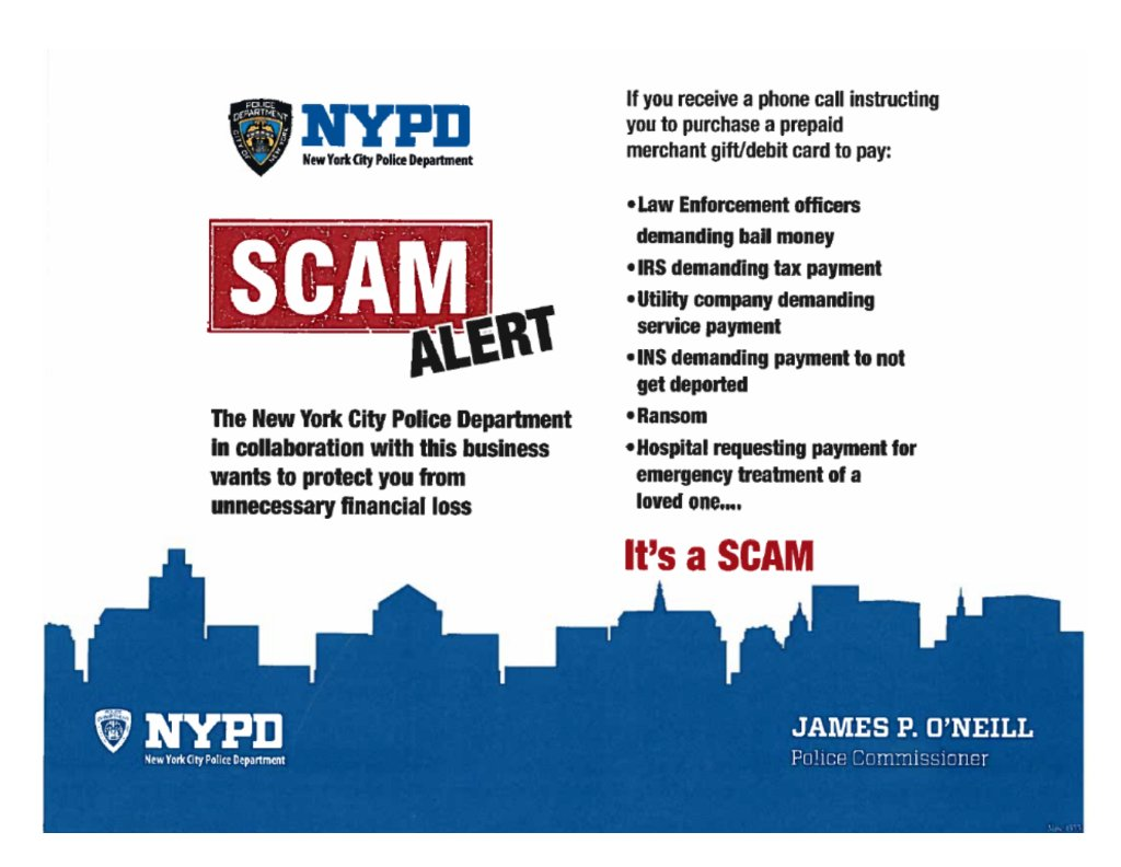 NYPD 120th Precinct on Twitter: \