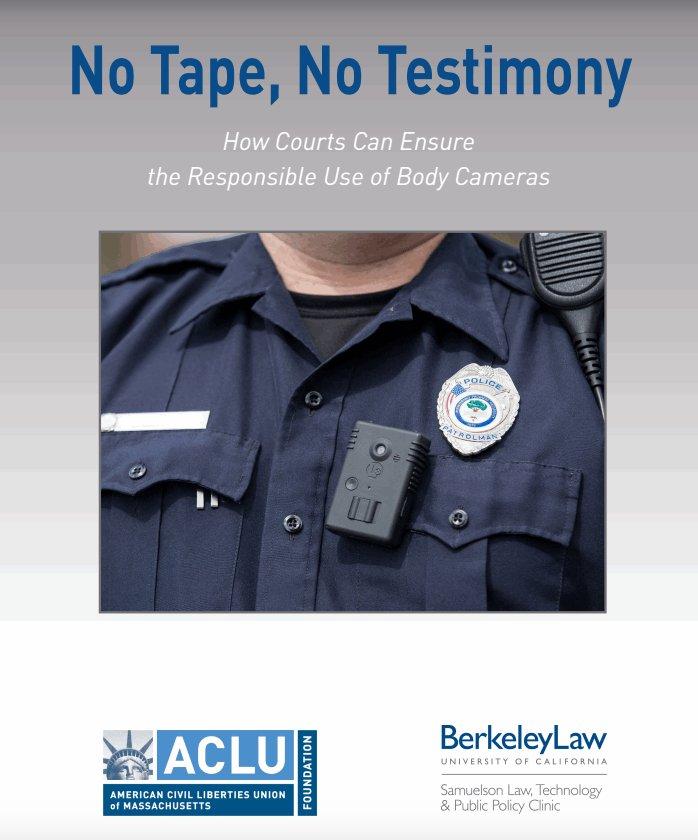 Aclu Massachusetts On Twitter Aclu Berkeley Law Suggests Jury