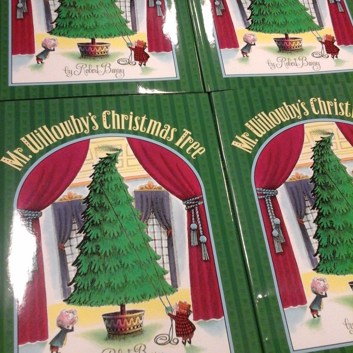 mrwillowbyschristmastree hashtag on Twitter