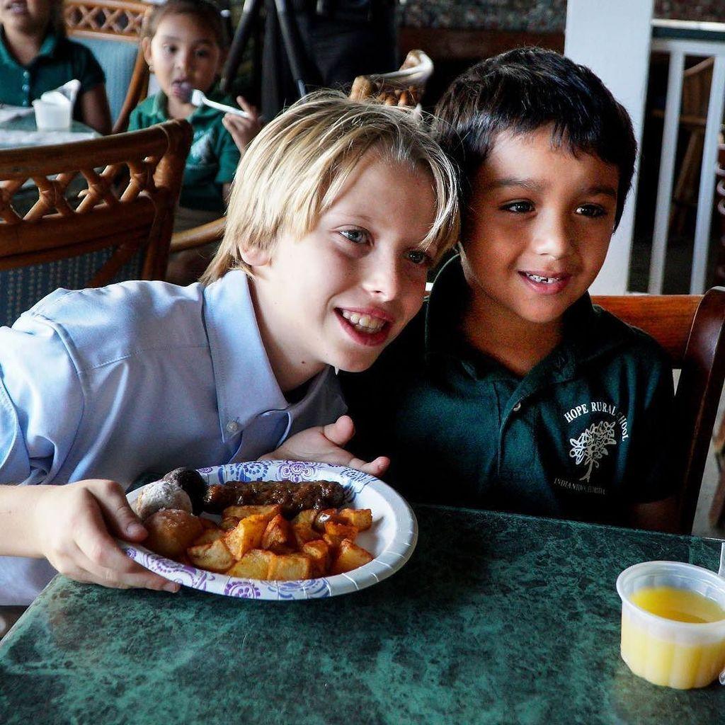 Palm Beach Day Academy: Palm Beach Day Academy fourth grader