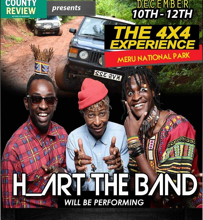 Just a sneakpeek.more artists lined up..stay tuned for the 2017 4x4 experience #The4x4Experience #TembeaMeru #TembeaKenya<br>http://pic.twitter.com/LWWxs0kWxb