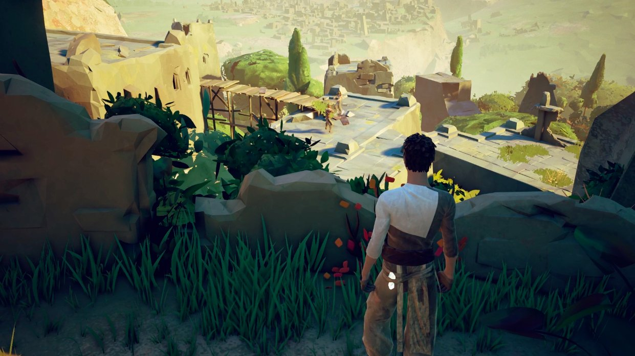 "Absolver on Twitter: ""Watch @Sloclap go through the Absolver gameplay demo  from PSX with looks at combat and customization. https://t.co/mTjPbPW7S2…  ..."