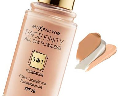 max factor facefinity 3 in 1 all day flawless