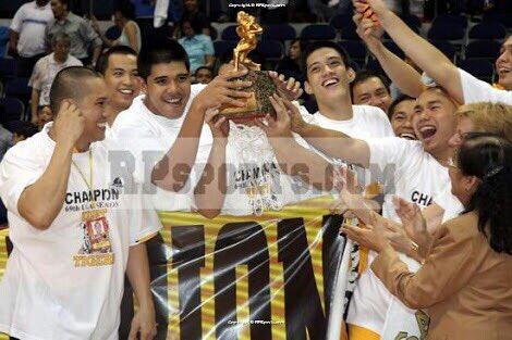 Report: Former UST head coach Pido Jarencio to be reinstated