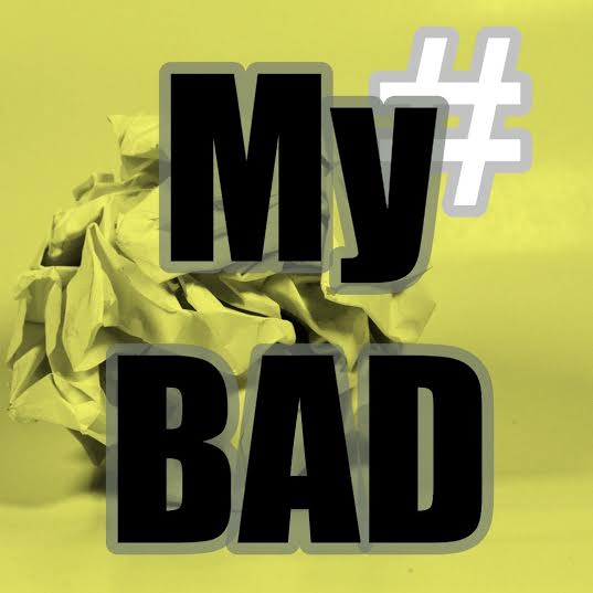"Please join me tonight at 8 pm EST as I host the first ever ""My Bad"" Twitter chat. We will be using the hashtag #mybad16 https://t.co/WxxTVcmSAt"
