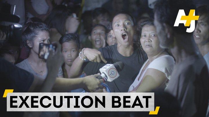 Philippine authorities 'getting away with murder' in drug war