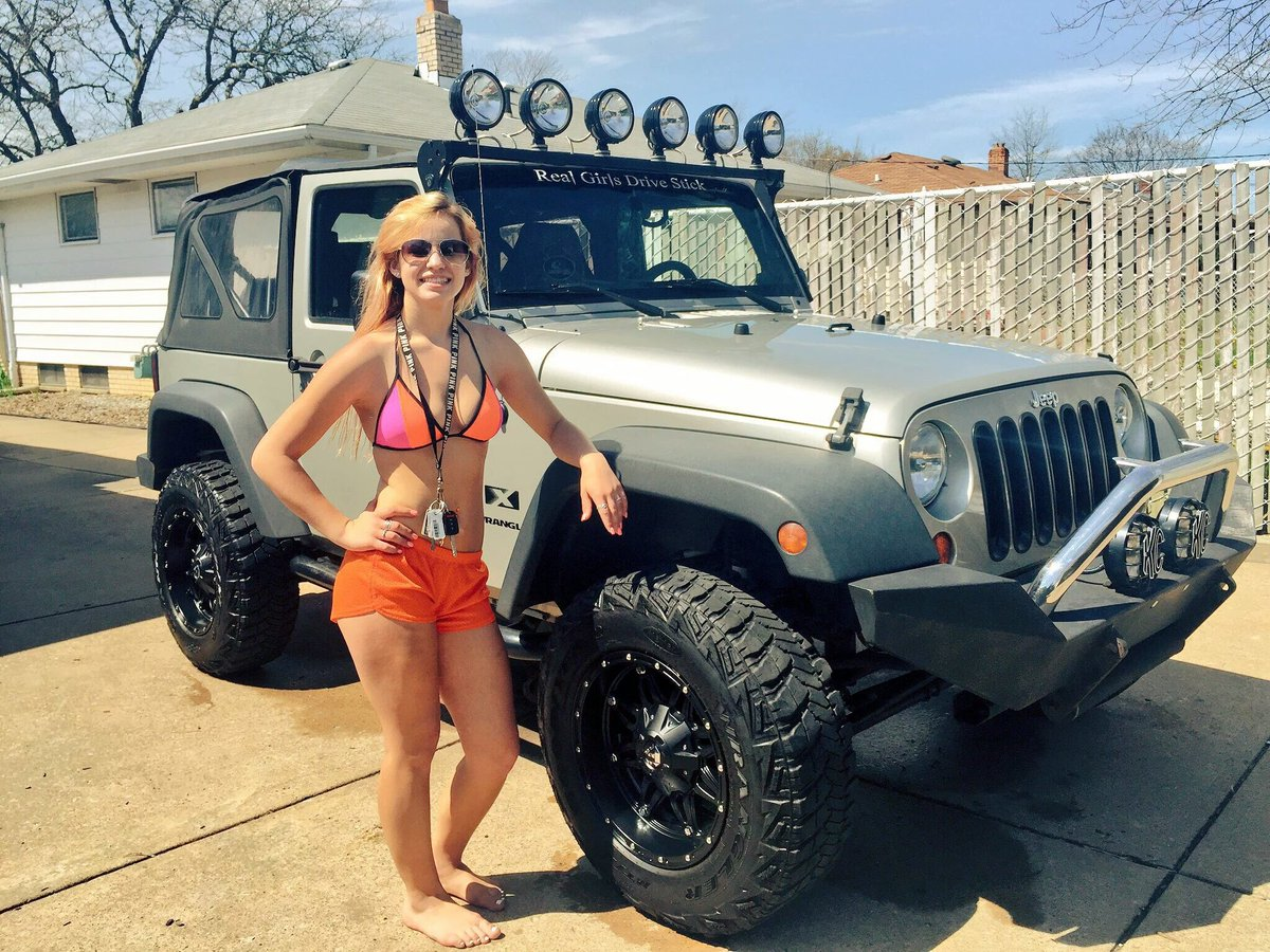 Jeep Girls (@BestJeepGirls) | Twitter