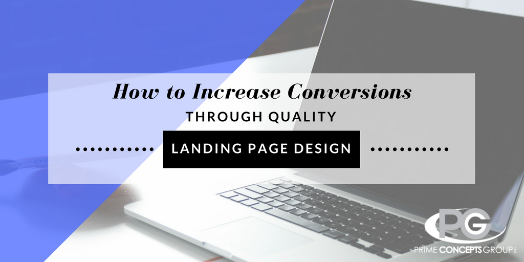 How to Increase #Conversions Through Quality Landing Page Design - #success #business #sales https://t.co/XH6Bz5FaQh https://t.co/h3c7sqhDoB