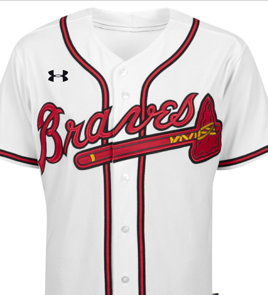 Under Armour Logo to Appear on MLB Chests in 2020  03cc433b21e5