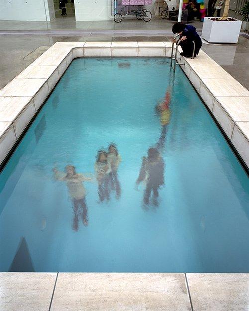 「レアンドロ・エルリッヒ展」森美術館で開催 - 金沢21世紀美術館の《スイミング・プール》作者、東京…