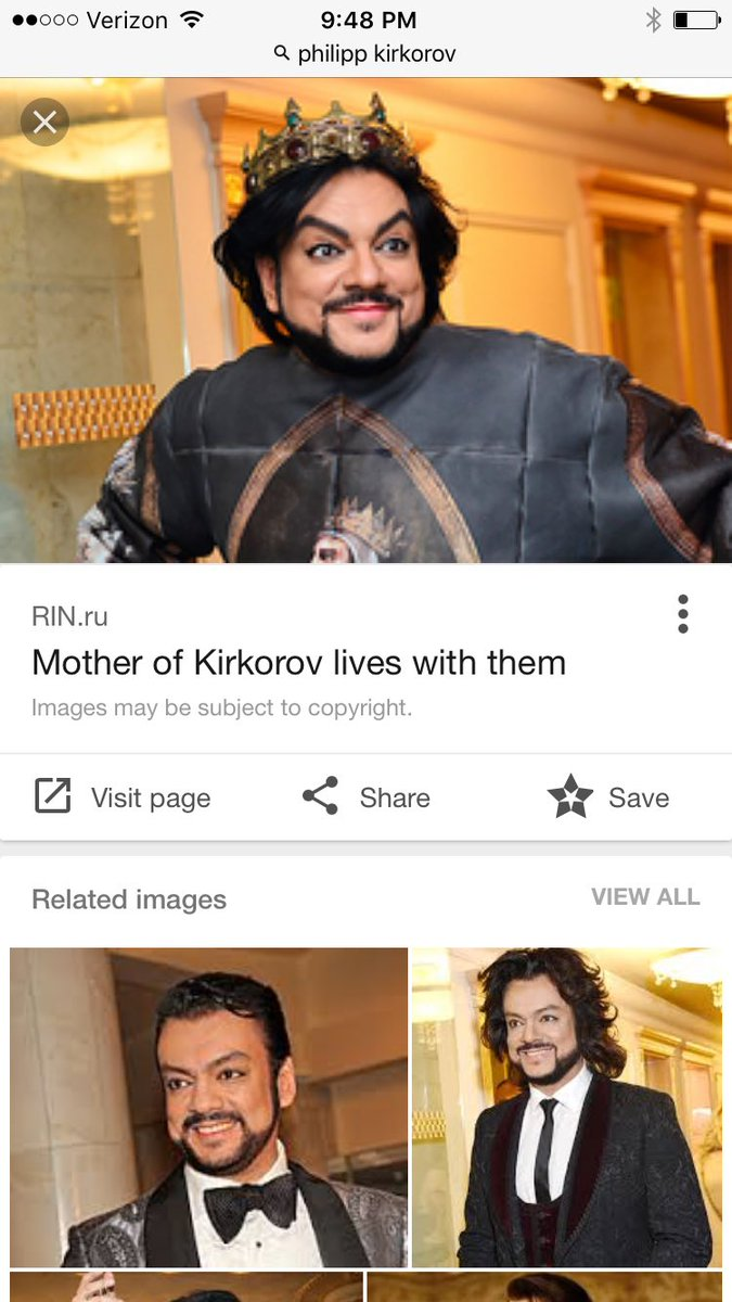 To tears: Philip Kirkorov remembered his mother on the anniversary of her death 04/06/2018 1