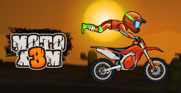 Thumbnail for Game Moto X3M