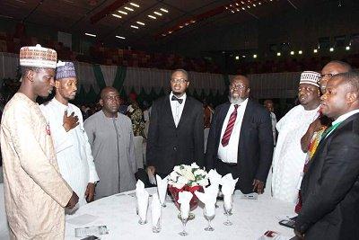 Moments from the National Information Technology Development Agency (NITDA), Nihilent eNigeria2016 dinner egovernance award November 23, 2016