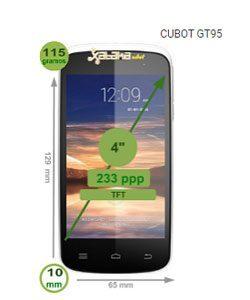 Thumbnail for Móviles Libres y Smartphone Baratos Chinos, Precios y Caracteristicas