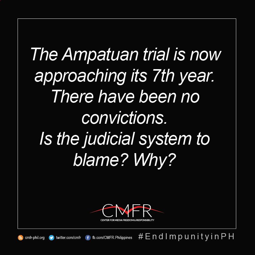 Thumbnail for #AmpatuanMassacre - 7th Year