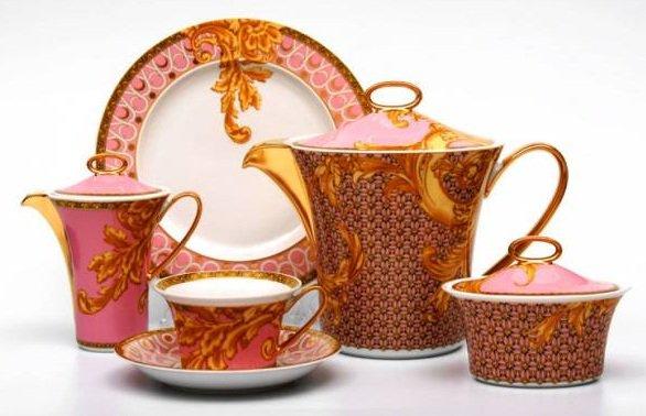 чайный сервиз на 6 персон где выбрать недорого в екатеринбурге