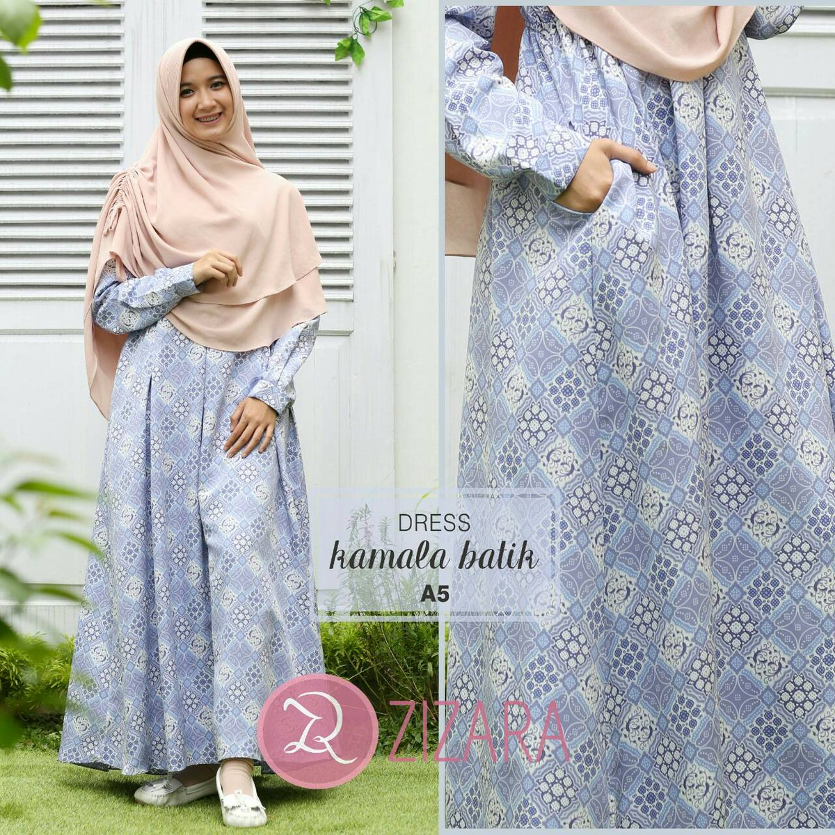 Free Ongkir Shopee On Twitter Kamala Motif Dress By Zizara Gamis Only Bahan Balodior Size S M L Idr 210000 Wa 085770494701 Kamismanis