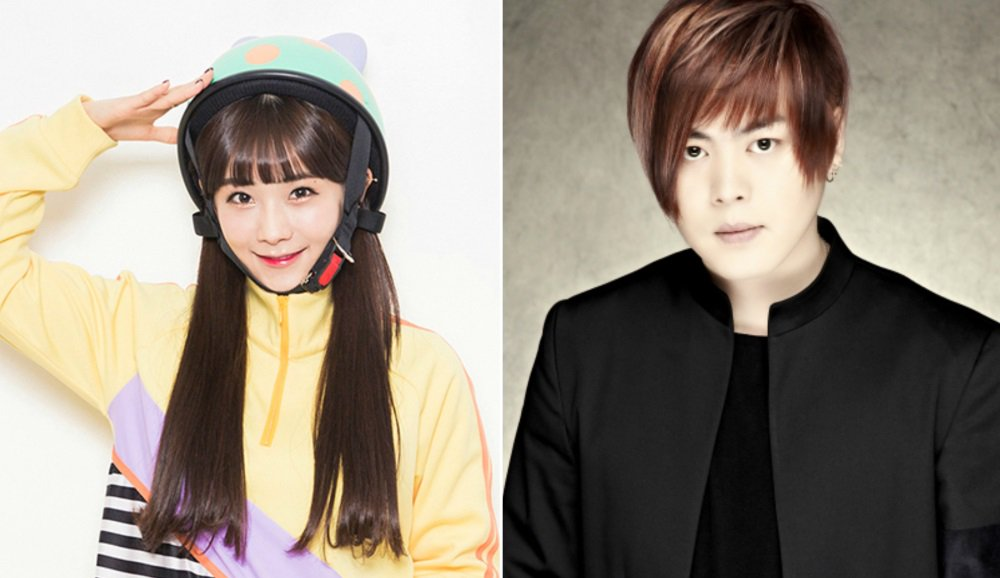 H.O.T's Moon Hee Jun and Crayon Pop's Soyul announce their engagement! https://t.co/qTLXs5thUP
