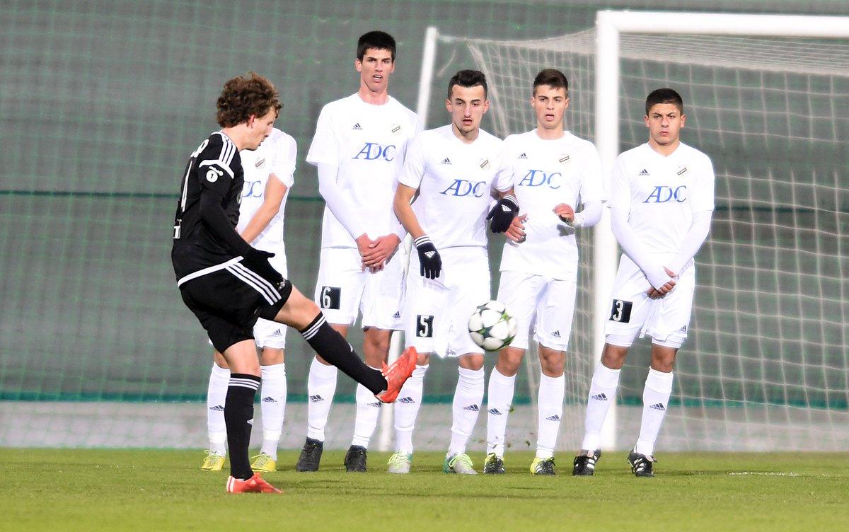 UEFA Twitter: UEFA Youth League (@UEFAYouthLeague)