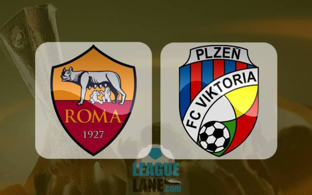 DIRETTA ROMA-Viktoria Plzen Streaming Gratis su Rojadirecta TV VPN, Facebook Video, YouTube Live Oggi 24 novembre 2016.