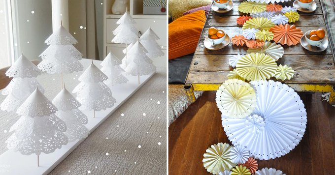 10 décorations de table à faire soi-même