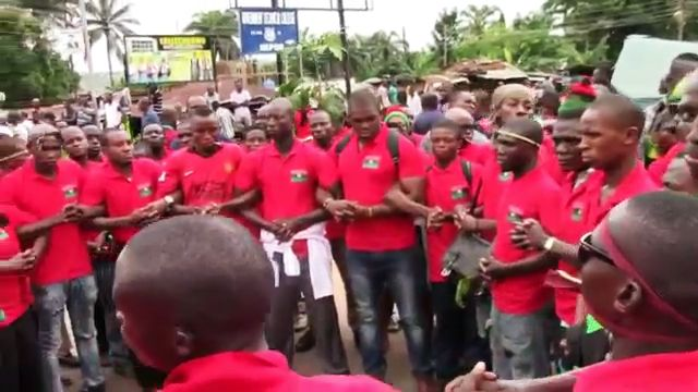 Nigeria: At least 150 peaceful pro-Biafra activists killed in chilling crackdown: https://t.co/Ql81o744yc https://t.co/XUQ3Fc0qn8