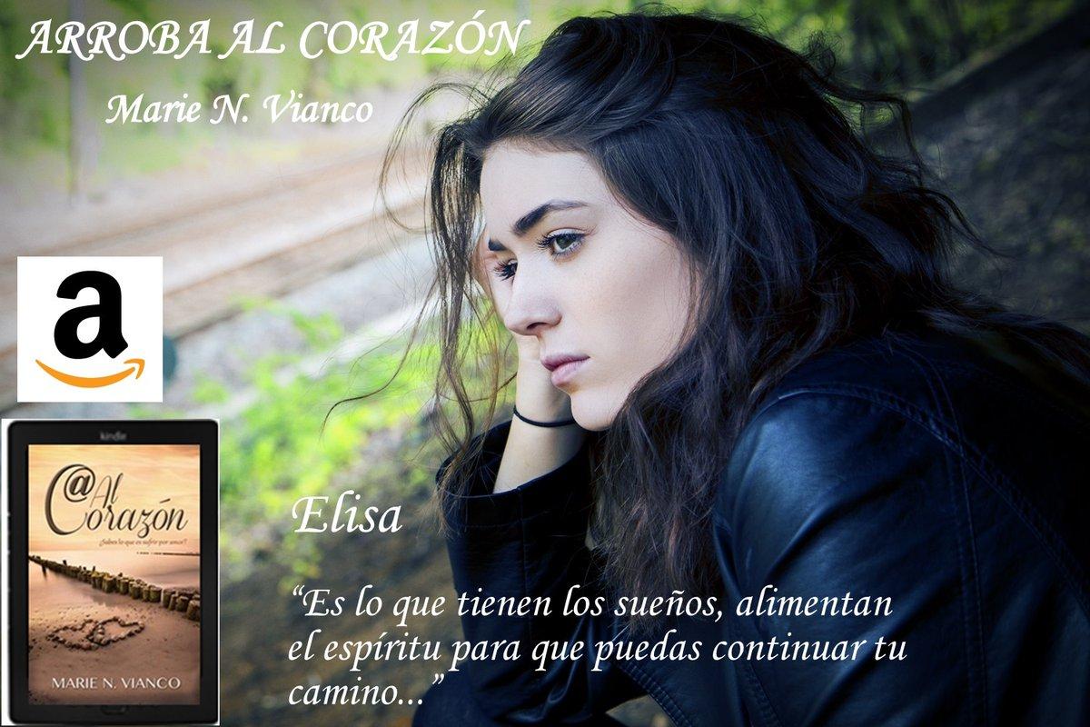 ARROBA AL CORAZÓN, de @Marie_N_Vianco El...
