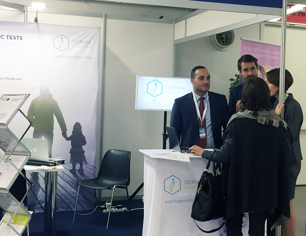 Join us at the 7° Congresso Triennale Di Anatomia Patologica #SIAPEC IAP in Genova, Italy. Don&#39;t hesitate to stop by booth #26 #Genomics<br>http://pic.twitter.com/NTbCGGVuSj
