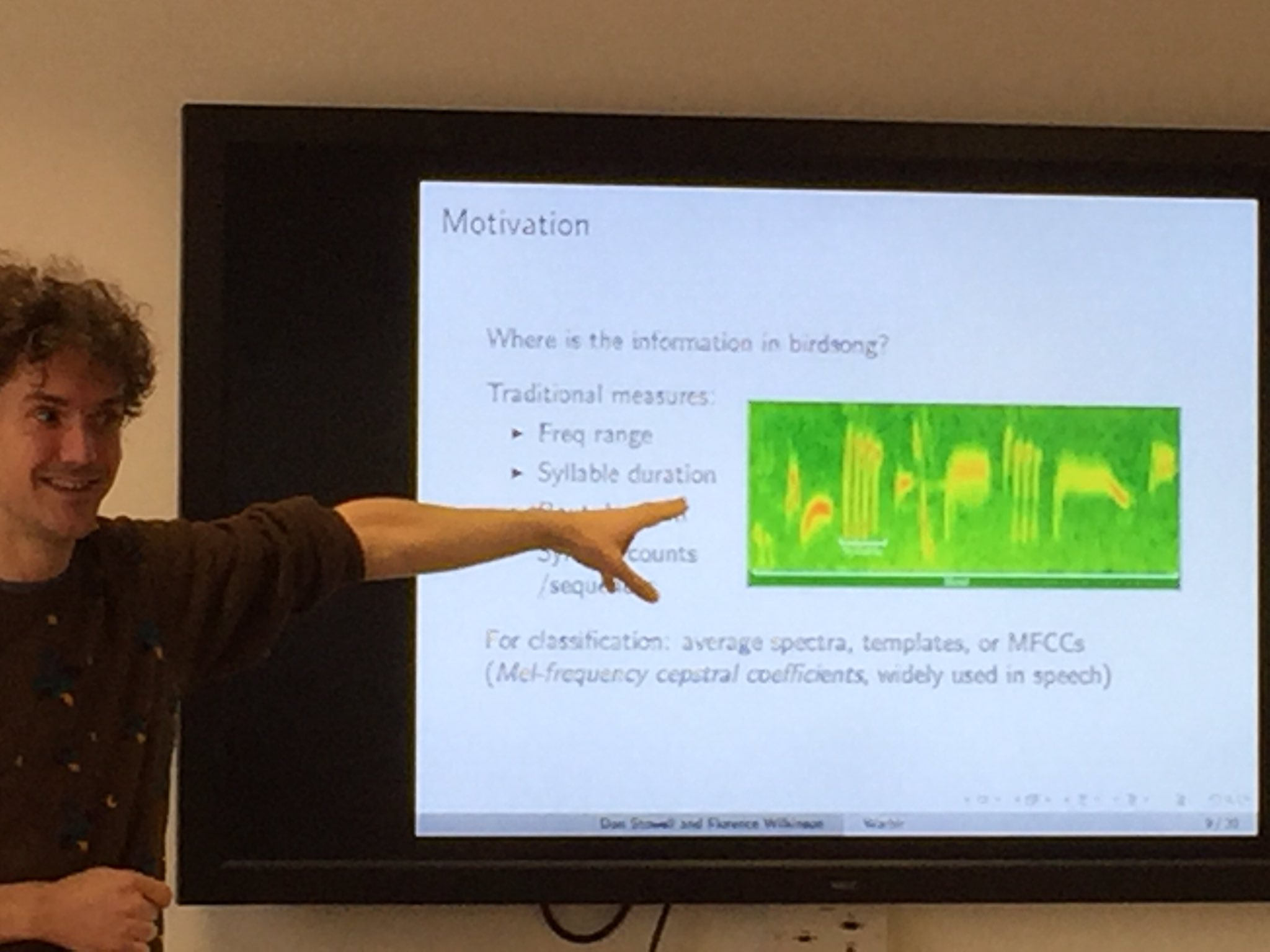 On the validity of looking at spectrograms :: mcld co uk blog