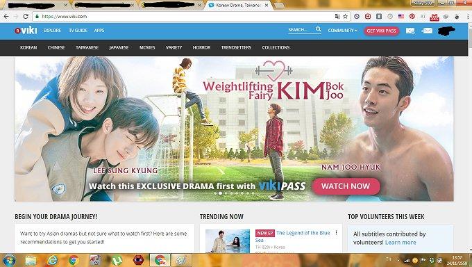 วิธีดูซับไทยใน viki เว็บซับอิ้งค์แบบถูกลิขสิทธิ์+วิธีสมัครแปลซับไทย