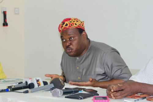 The Supreme Court has struck out Jimoh Ibrahim's interlocutory appeal challenging Wednesday's Court of Appeal's ruling in the Ondo State PDP crisis.