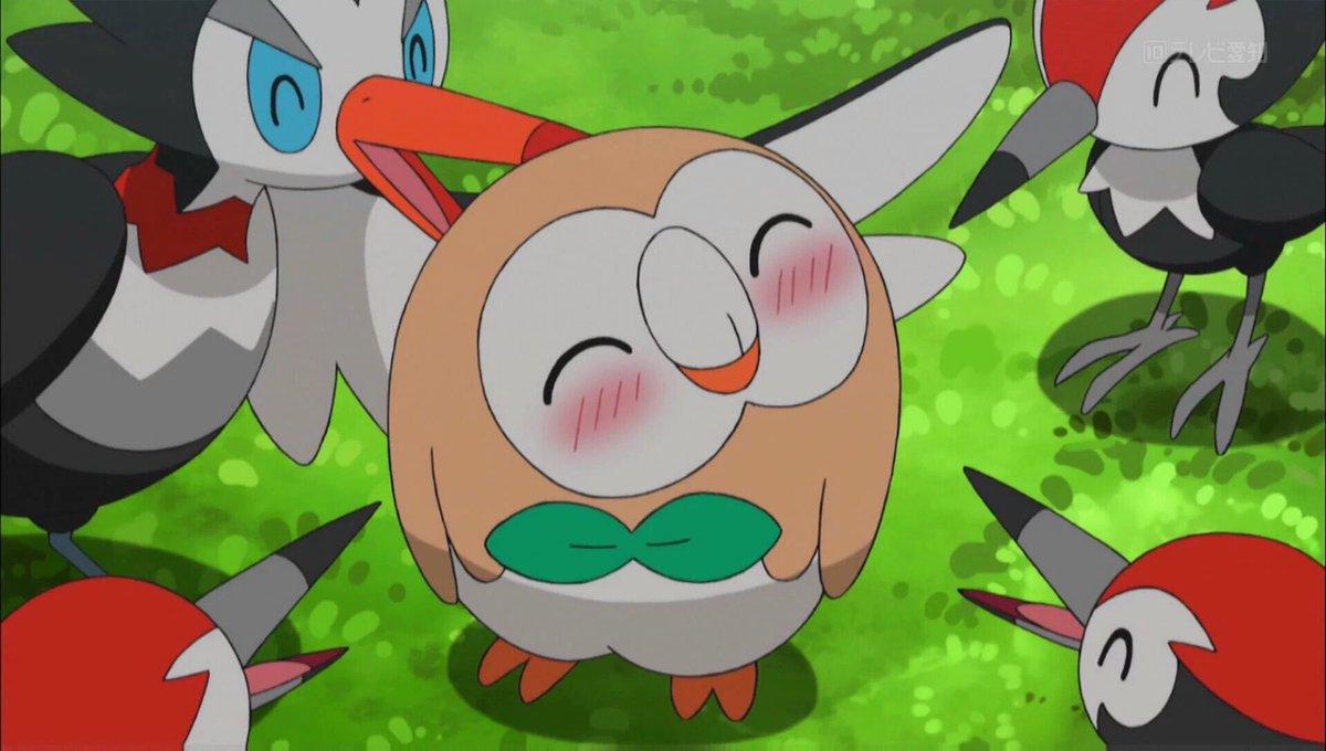 tweet : ポケモンアニメ サン・ムーン登場 ミミッキュの正体は