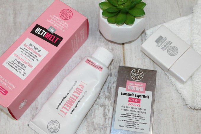 The Soap and Glory Skincare Dream Team