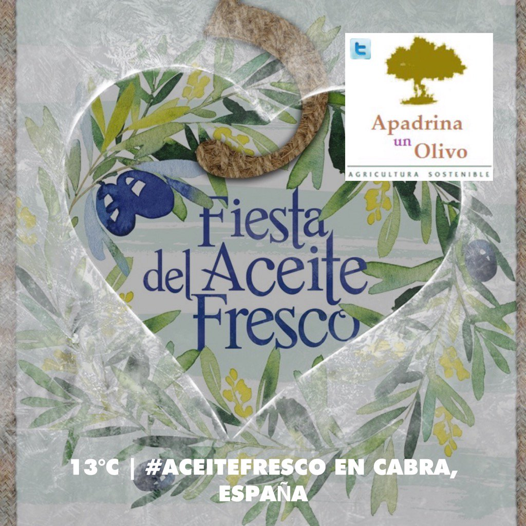 LivesOlives con su Aceite Fresco en Cabra
