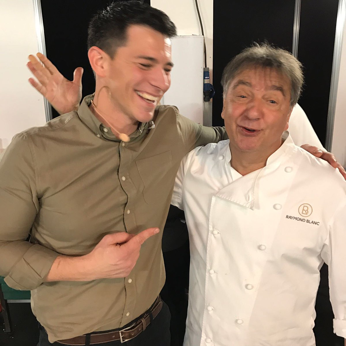 raymond blanc Born in besançon, france, raymond's passion for cooking was inspired by the  local terroir and by the formidable maman blanc whose unwavering dedication to .