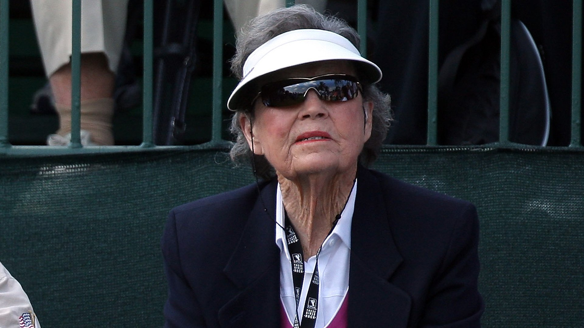 Peggy Kirk Bell, who made her mark on golf as a major champion, hall-of-fame teacher and course owner, dies at 95: https://t.co/bV9B5xGsrt https://t.co/Jn0qtSJp7B