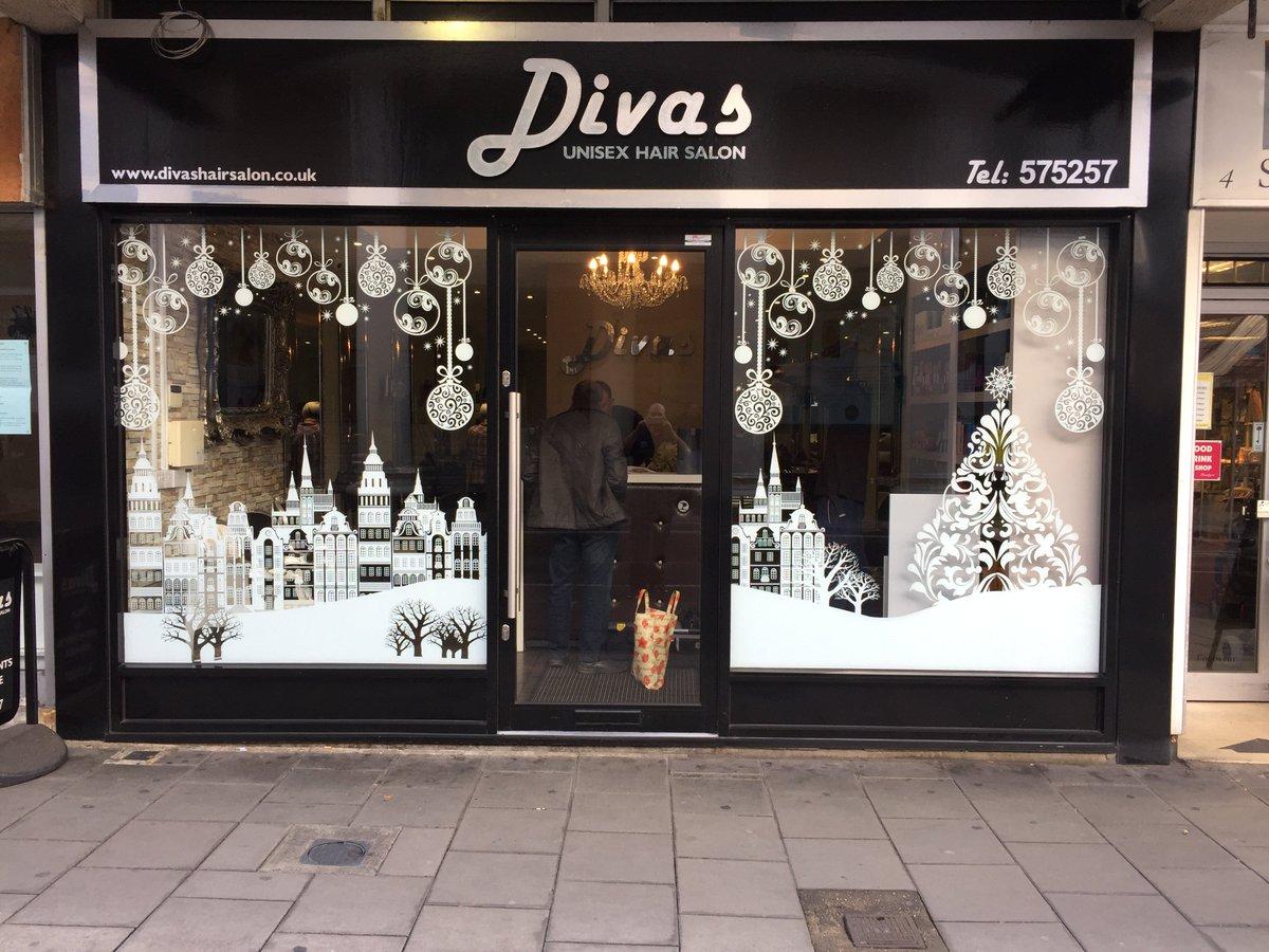 Christmas Window Vinyls