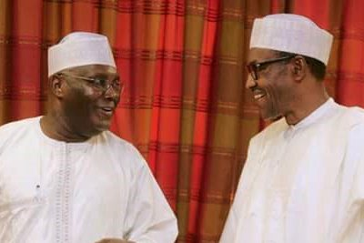 """President Buhari has, in a letter he personally signed, felicitated with former Vice President, Atiku Abubakar, as he turns 70 on November 25, 2016."