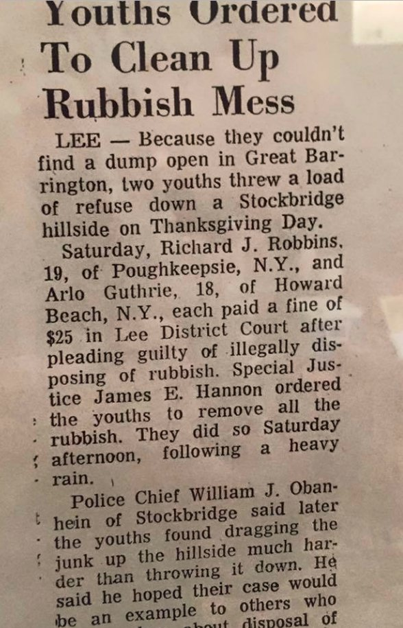 51 Thanksgivings ago, it really happened. https://t.co/OonPephZ6D