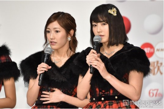 #NHK紅白  AKB48 is the only group from AKB48G who will participate in 67th NHK Kohaku uta Gassen this year, hence --- <br>http://pic.twitter.com/UwRBot5ScV