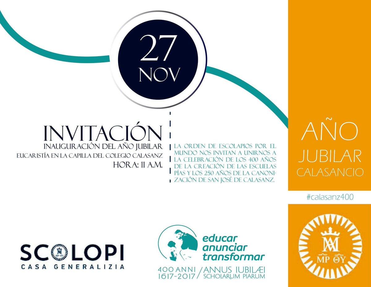 3e166ae7c2c80 Colegio Calasanz CR. on Twitter