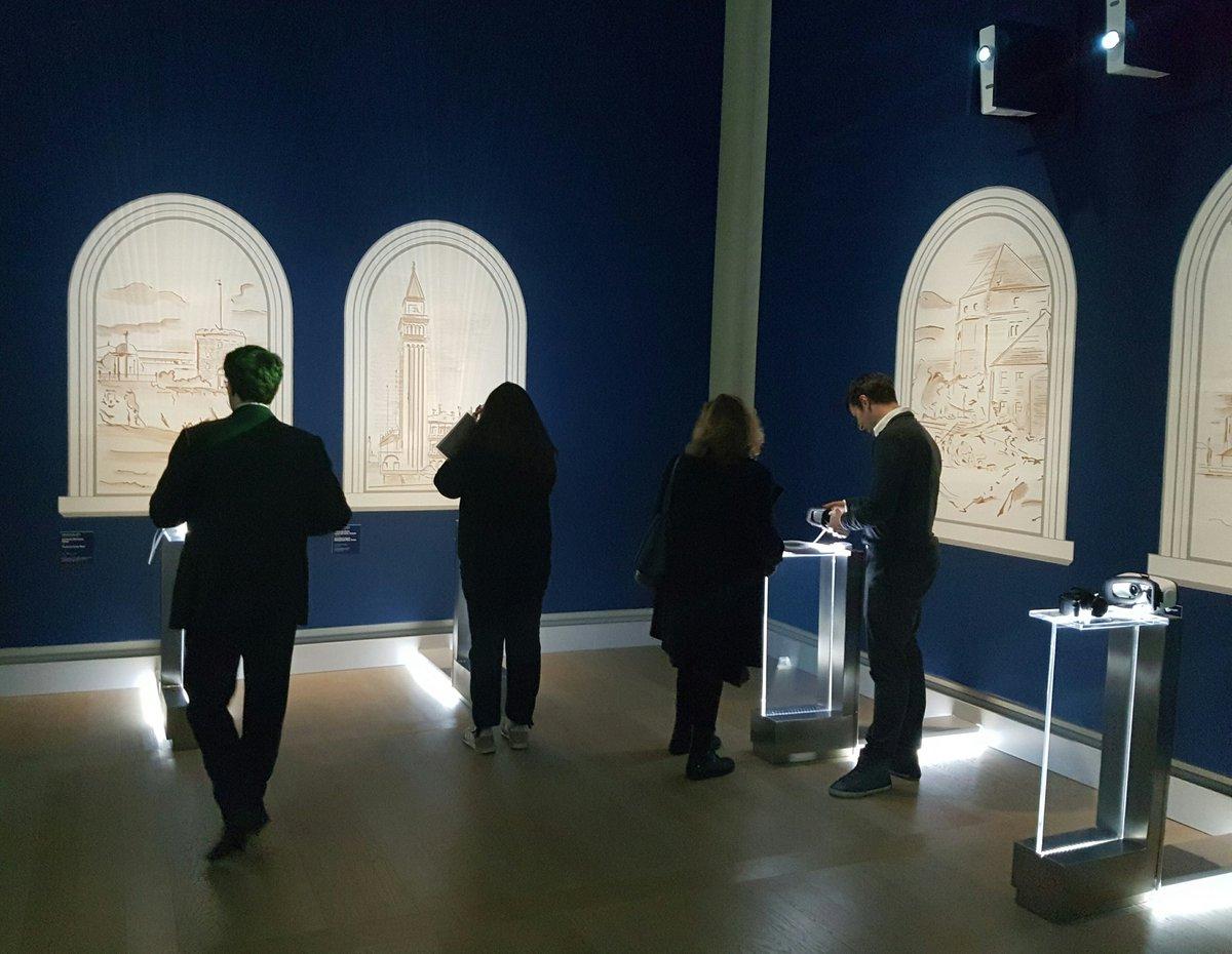 """Mostra d'arte """"Bellotto e Canaletto. Lo stupore e la luce"""" Milano"""