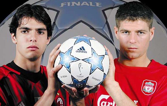 We were rivals and we lived unforgettable finals. Steven Gerrard congratulations on your incredible career.