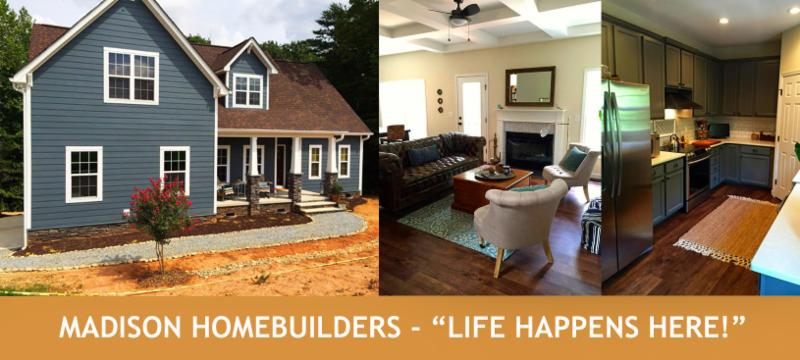 Madison Homebuilders Followed