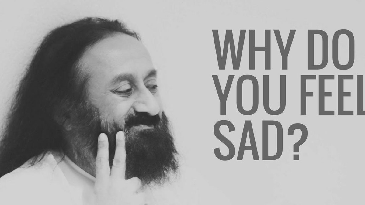 art of living sa on twitter why do you feel sad q a with