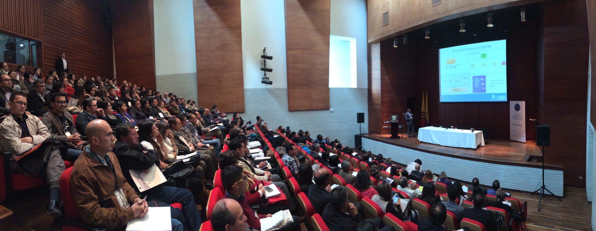 El Seminario Internacional #RetosDeLosArchivosMunicipales frente a la participación ciudadana 👏es todo un #Éxito https://t.co/mI1tjcRtkU